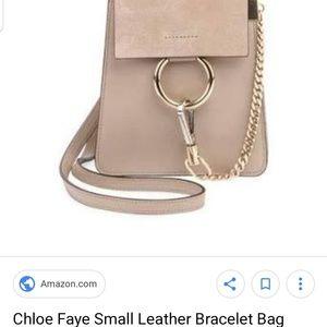 Chloe Bags - Authentic Chloe Faye bracelet crossbody